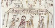 Wedding Card – Torah Binder (Bohemia)