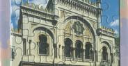 Jigsaw – Spanish Synagogue – exterior