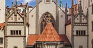 Maiselova synagoga - nový exteriér