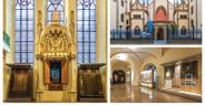 Maiselova synagoga - exteriér a interiér 2