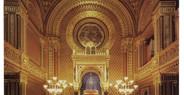 Španělská synagoga - svatostánek