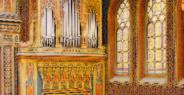 Španělská synagoga - varhany