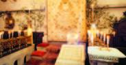 Staronová synagoga - svatostánek