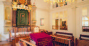 High Synagogue – Baroque holy ark