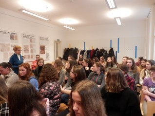 Dagmar Lieblová a Střední Pedagogická Škola Beroun -