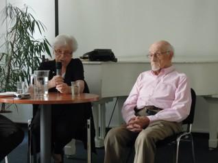 - Anna Hyndráková a Pavel Stránský