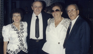 image1.jpg - Rebecca Fried, Moshe Herskowitz, Madga Herskowitz and Israel Fried