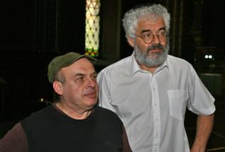 36.jpg - Někdejší sovětský disident a izraelský ministr vnitra Natan Ščaransky (1999)