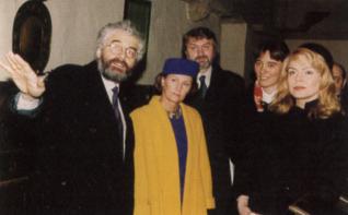 8.png - Norská královna Sonja a první dáma ČR Dagmar Havlová (1997)