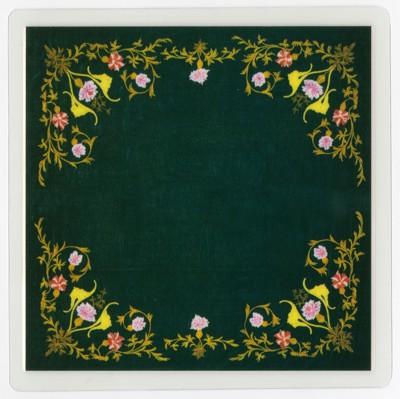 Podložka pod sklenici - Secesní textílie (Březnice)