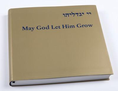 Nechť mu Bůh dá vyrůst (Anglická verze)