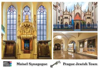 Maisel synagogue - exterier and interior 2
