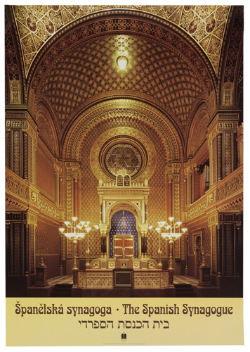 Spanish Synagogue – Holy Ark