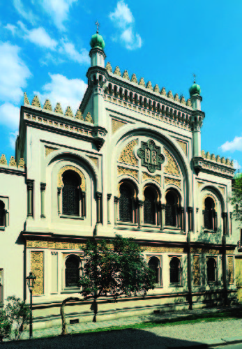 Spanish Synagogue – exterior