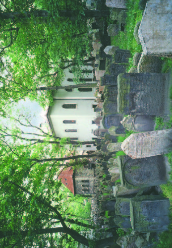The Old Jewish Cemetery and Klausen Synagogue