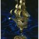 Ritual spice box (sailing boat)
