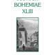 Judaica Bohemiae XLIII