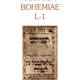 Judaica Bohemiae L - 1