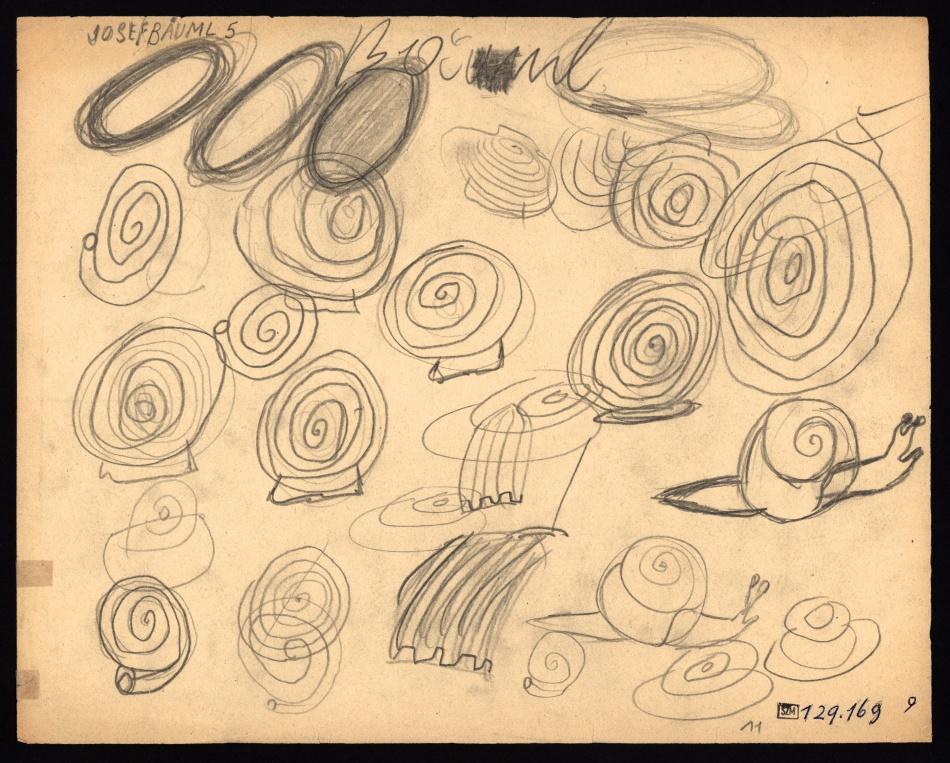 Kresebné cvičení – uvolnění ruky, rytmus