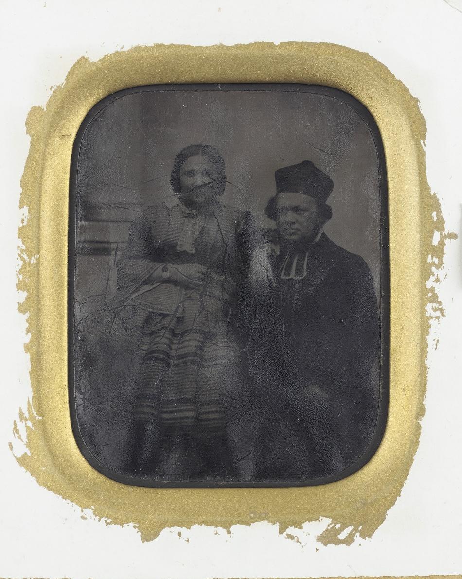 Rabín a jeho žena