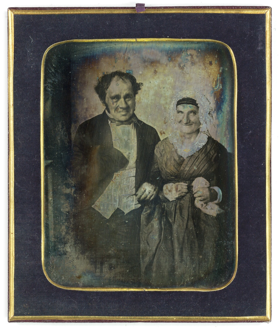 Portrét manželského páru
