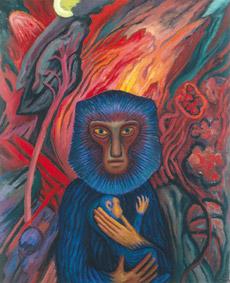 Modrá opice, 2003