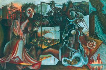 Hella Guthová: Intimní konverzace, 1943