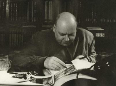 O. Muneles, Praha 1953