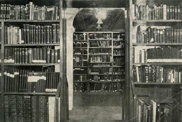 Knihovna Židovské náboženské obce v Praze, Praha 1935
