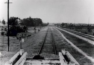 Koleje vedoucí do Treblinky