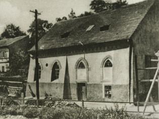Synagoga v Michli