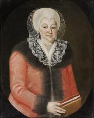 Anonym: Portrét Sáry Moschelesové, kolem 1790