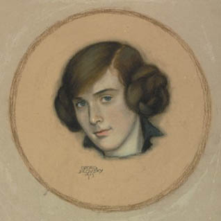 Portrét mladé ženy, 1913