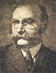 Portrét Adolfa Kohna (10.3. 1868 - 3.4. 1953) kolem 1930