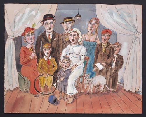 Rodinná fotografie, 1998