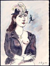 La femme fatale, 2000