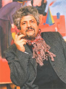 Portrét Benjamina Levyho