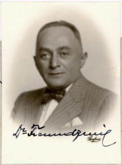 JUDr. Emil Freund, 1935