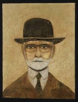 Autoportrét, 1990