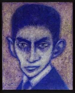 Portrét Franze Kafky, 1998