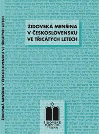 Židovská menšina v Československu ve 30. letech